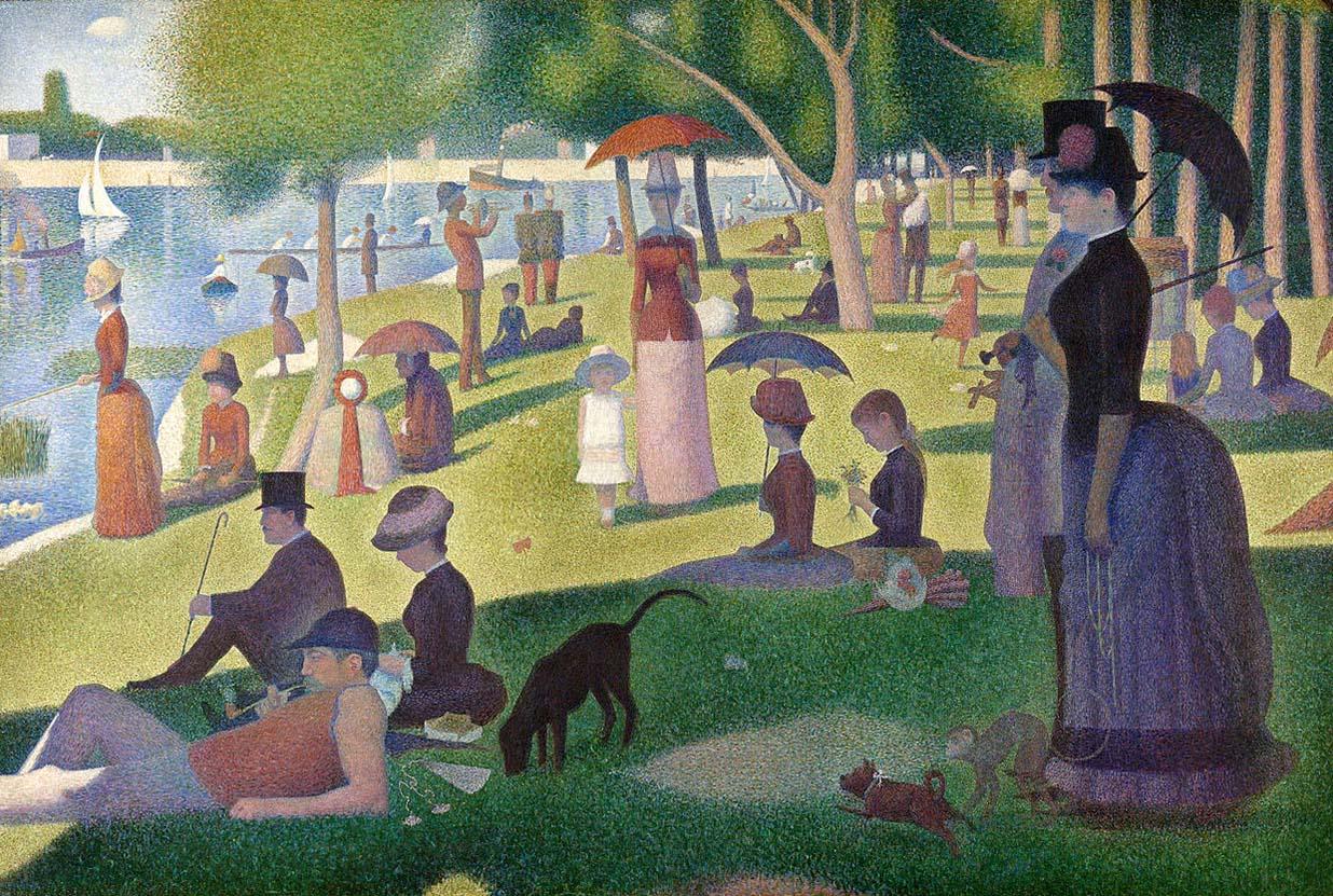 Georges Seurat nunooru